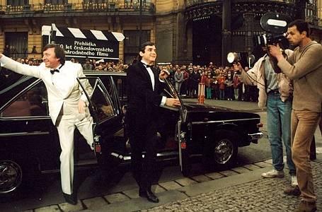 Velká filmová loupež je film, na němž pracovaly tři generace se jménem Lipský