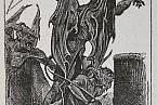 Belzebub je označení démona. Jméno se nejčastěji interpretuje jako pán much, protože lidé věřili, že hejna much, která je sužovala, musí být výplodem ďábla.