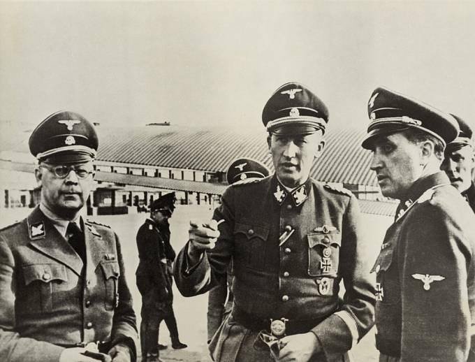Himmler měl projekt pod palcem.