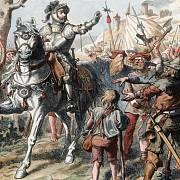 Götz von Berlichingen byl neohroženým vojákem.