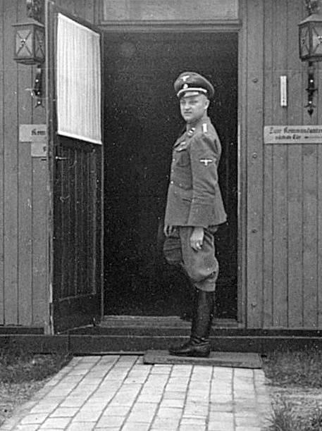 Karl-Otto Koch, 1937.