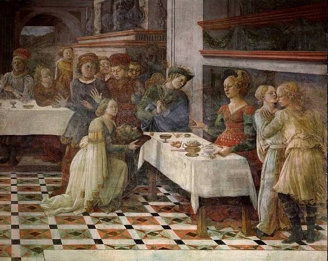 Sociální rozdíly v průběhu středověku rostly.