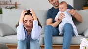 Vyhrožoval jí, že jakmile porodí, vyhodí ji z bytu.