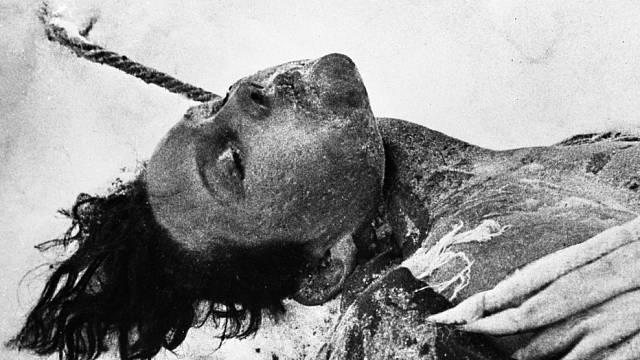 Umučená dívka z Petriščeva se stala sovětskou legendou.