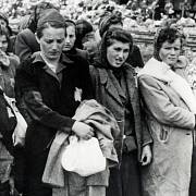 Ženy v koncentračním táboře