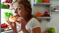 Půst neznamená, že v době jídla můžete sníst všechno.