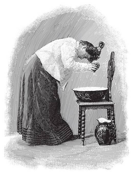 Ženy o sebe nepřestaly dbát ani v době války.