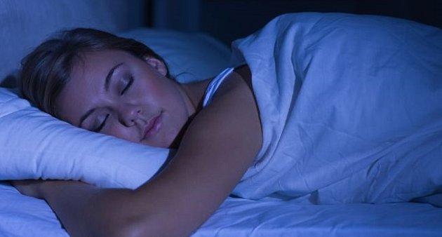 Dobrý a vydatný spánek je základ zdraví.