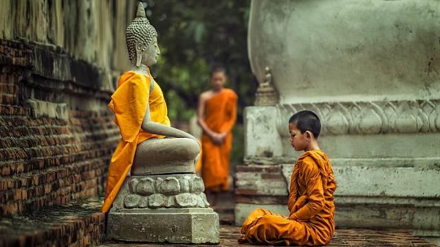 Důležité je uklidnit svou mysl.
