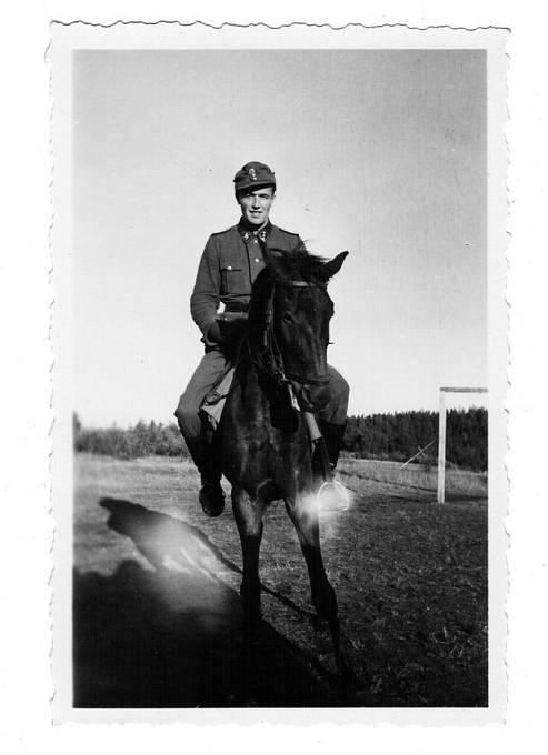 """Nacistický lékař Aribert Heim. V koncentračním táboře Mauthausen si vysloužil přezdívku """"Doktor smrt"""""""