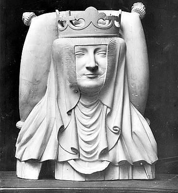 Náhrobek Isabely Bavorské