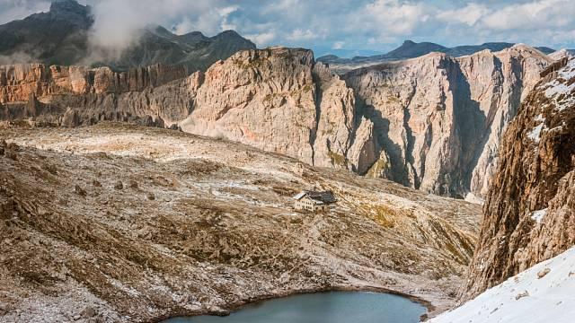 Sella Ronda, Dolomity Itálie
