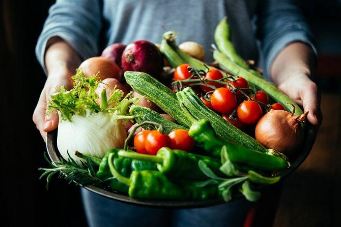 Klíčem k úspěchu je dostatek ovoce a zeleniny.
