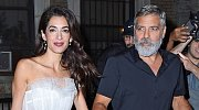 Amal a George Clooney