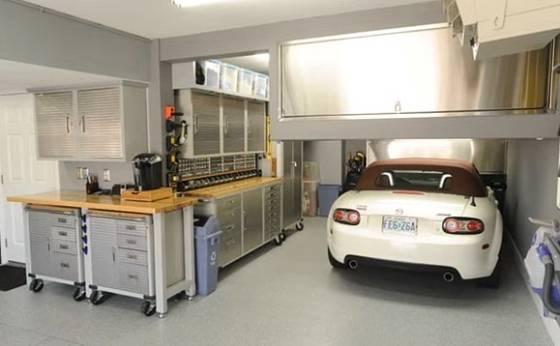 Prostory garáže je vhodné promyslet už v projektu domu.