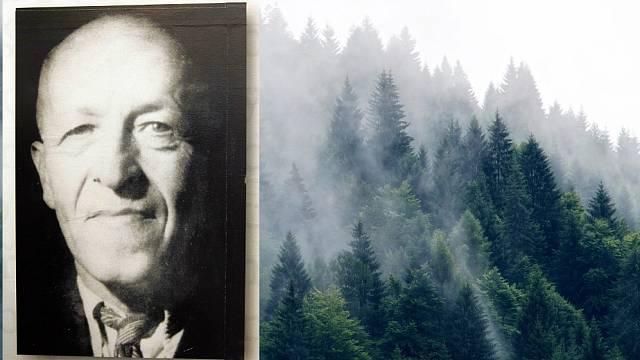 Hubert Pilčík vraždil lidi v šumavských lesích.