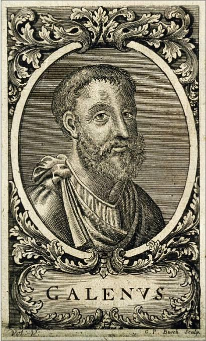 Galén byl nejznámější starověký lékař. Rozeznal podobu malarických horeček během letního období a přítomnost žloutenky u infikovaných lidí.