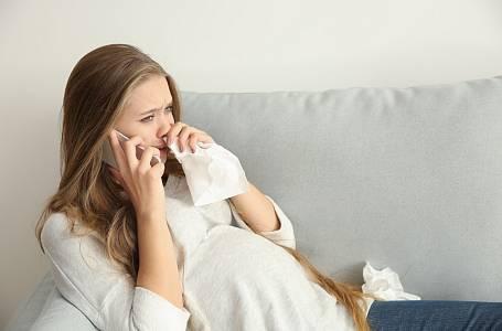 Jakmile řekla příteli, že je těhotná, přestal se ozývat.