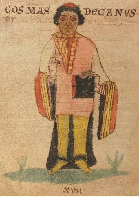 O Krokovi a jeho dcerách se zmínil již kronikář Kosmas.