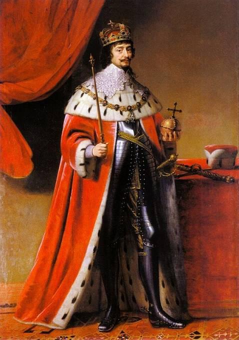 Fridrich Falcký: obraz od Gerarda van Honthorsta