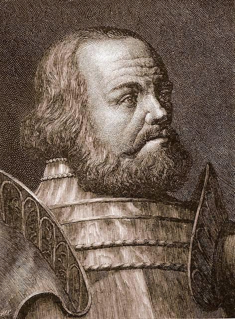 Götz von Berlichingen měl svéráznou osobnost.