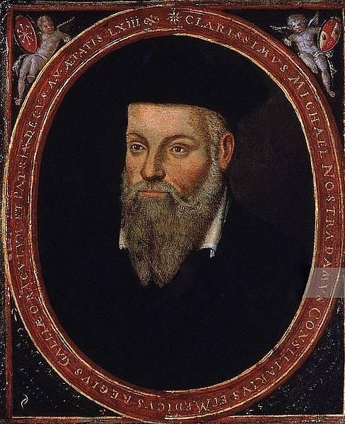 Michel de Nostredame, zvaný Nostradamus