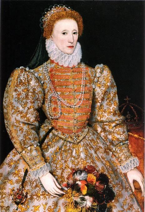 Královna Alžběta I.