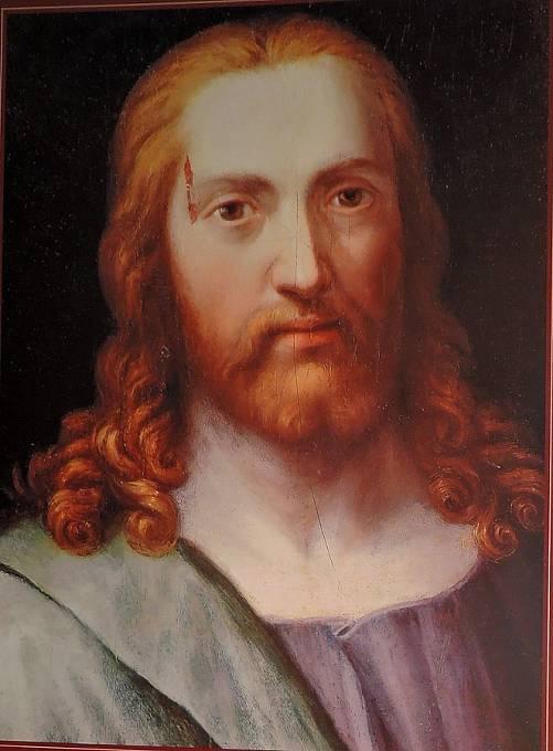 Obraz sv. Salvátora v Chrudimi