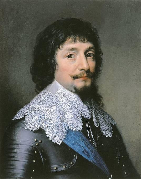 Fridrich Falcký, autor Michiel van Mierevelt