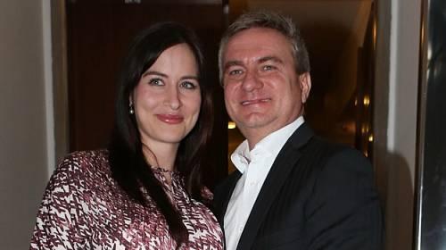 Alex Mynářová s chotěm