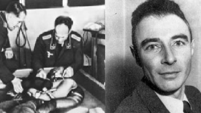 Nacistický lékař Sigmund Rascher vedl v koncentračním táboře Dachau pokusy s podchlazováním. Byl mnohem sadističtější, než proslulý Dr. Mengele.