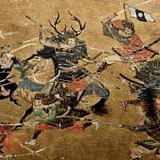 Samurajové si až do 19. století vystačili s primitivní výzbrojí.