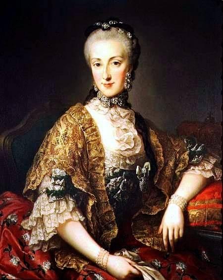 Marie Anna zasvětila život studiu a charitě.