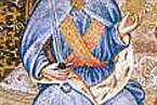 Václav IV. se do historie zapsal jako nerozhodný panovník.