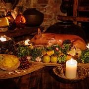 Středověká strava byla pestrá - když si ji člověk mohl dovolit.