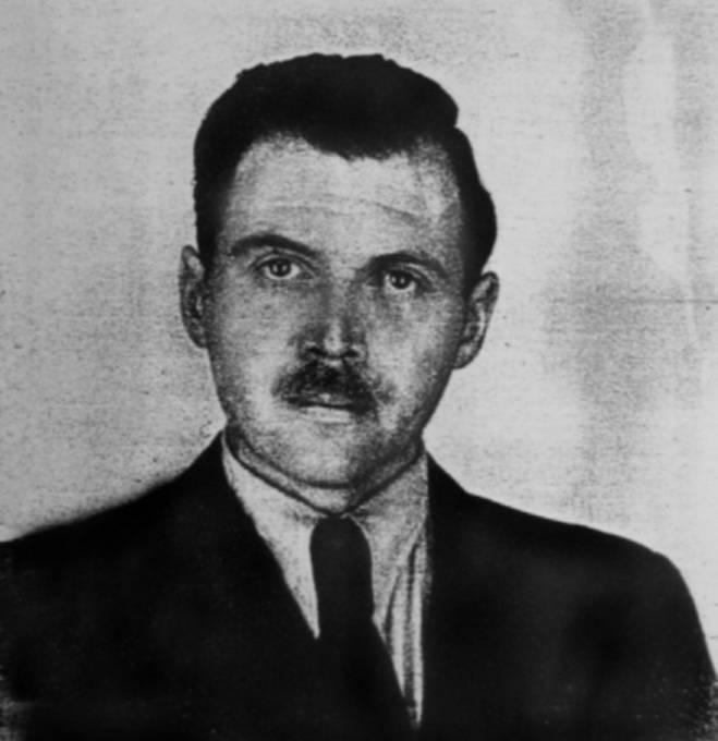 Josef Mengele, rok 1956, Buenos Aires.
