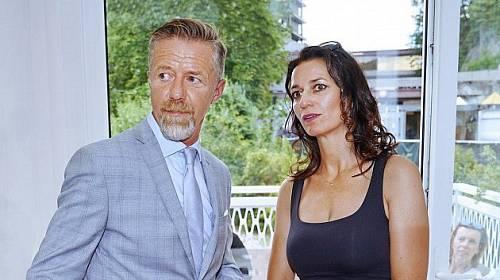 Jiří Langmajer a Adéla Gondíková