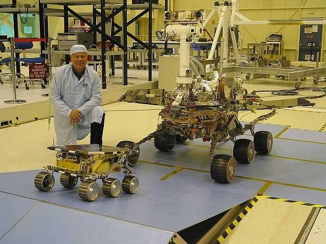 NASA plánuje vyslat na Titan kosmickou sondu.