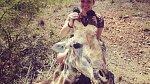 Rodačka z Litoměřic se netají svou vášní pro lovení zvířat a své trofeje hrdě sdílí na sociálních sítích.