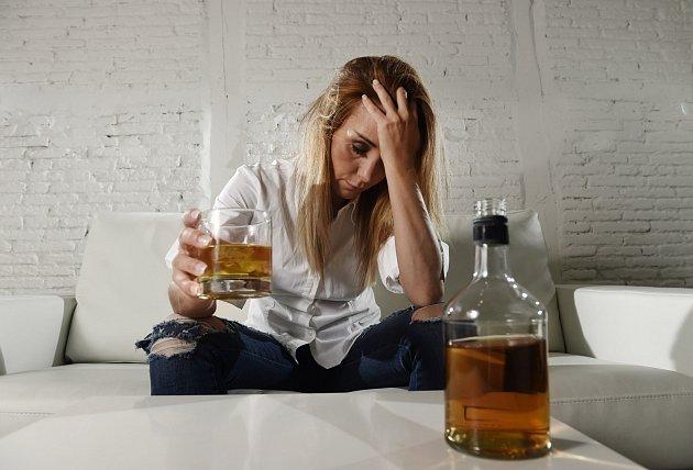 Matka bojovala celý život s alkoholem.