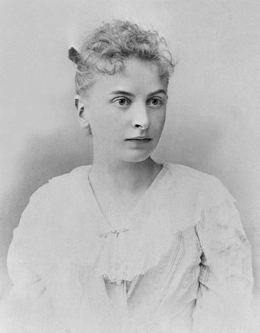 Inessa Armand v roce 1895