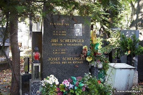 Hrob Jiřího Schelingera