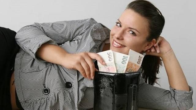 Peníze / ilustrační foto