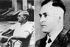 Horst Schumann v Ghaně, kde uprchl ze Sudánu. Roku 1966 byl vydán do Německa, kde byl proti němu ve Frankfurtu 23. září 1970 zahájen soudní proces.