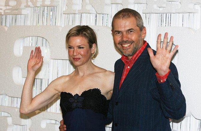 Marek Eben a Renée Zellweger
