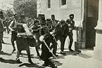 Zatčení Gavrila Principa
