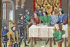 Karel II. zatčen