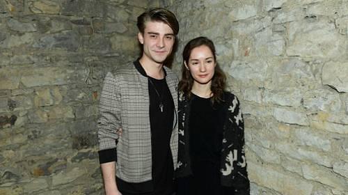 Eliška Křenková a Marek Lambora