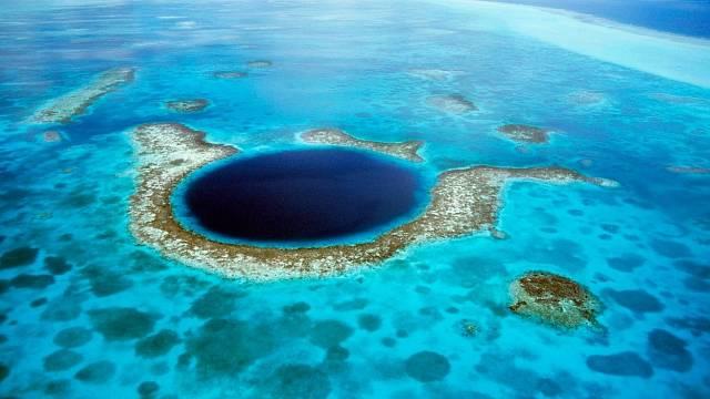 Vodní jímka, Belize