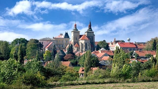 Gotický kostel sv. Štěpána